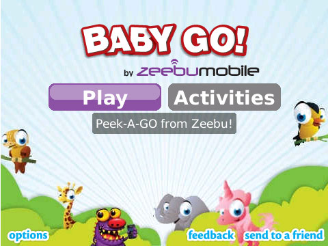 baby GO! for Blackberry