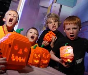 Halloween Manchester LEGOLAND