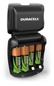 Duracell Speedy Charger for convenient recharging for AA batteries