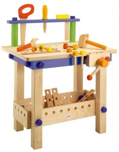 Sevi Workbench from john Crane Toys